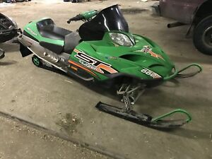 2005 Arctic Cat Sled