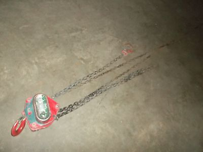 Little Mule Lmha 2 Ton Lever Hoist 10 Lifting Chain 15
