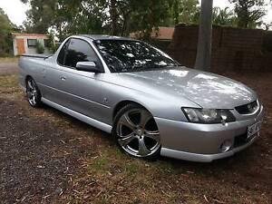 2004 Holden VY SS 11 Commodore Ute Elizabeth West Playford Area Preview