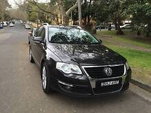 2009 Volkswagen Passat Wagon DIESEL AUTO MECH. A1 Wollstonecraft North Sydney Area Preview