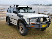 1996 Toyota Land cruiser Turbo Diesel Gorokan Wyong Area Preview