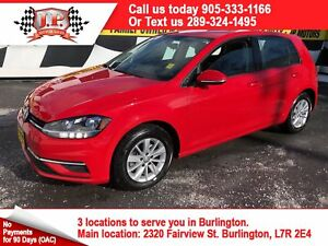 2018 Volkswagen Golf Trendline, Automatic, Heated Seats,