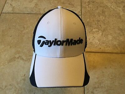 1ca4bbb7ec2 TaylorMade R11 Penta Golf Tmax Gear Hat Cap One Size Black And White