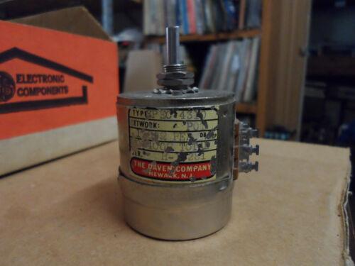 Daven Spec 4310 Attenuator