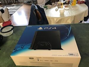 Ps4 package brand new never opened