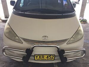Toyota tarago gli Casula Liverpool Area Preview