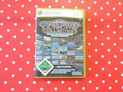 Sega Mega Drive Ultimate Collection XBOX 360 in OVP mit