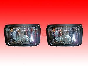 2x Hauptscheinwerfer links und rechts passend für MAN F2000 L2000 F90 G90 8.150