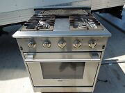 Used 30 Gas Range
