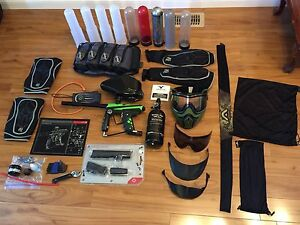 Paintball gear  / Smart Parts Ion XE & Accessories