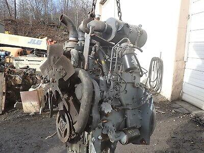 Perkins 1004-40 Diesel Engine Low Low Hours Aa Ar As 4.0 4.2