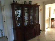 Mirror backed display cabinet Karalee Ipswich City Preview