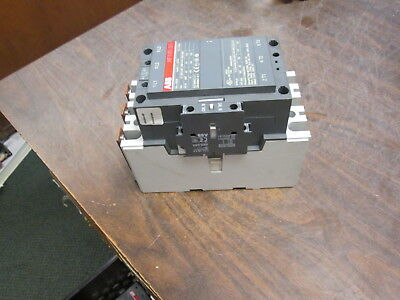 Abb Contactor Af145-30 20-60vdc Coil 230a 600v Used