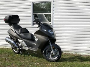 2005 Honda Silver Wing End  of Summer Deal