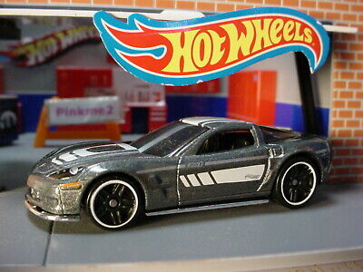 2019 Hot Wheels Multi Pack Exclusive '09 CORVETTE ZR1 ☆gray CHEVY; white ☆LOOSE