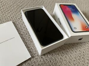 iPhone X 64GB perfect condition Unlocked