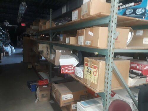 Pallet Rack Lot of 4 Heavy Duty 8