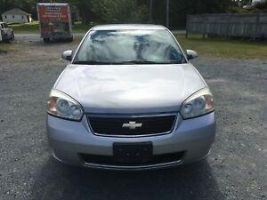 2006 CHEVROLET MALIBU NEW MVI