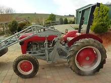Massey Ferguson (fergy) 35 FEL,front end loader tractor Hahndorf Mount Barker Area Preview