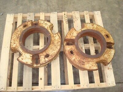 John Deere Tractor Rear Wheel Weights D2628r