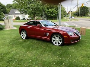 2007 Chrysler Crossfire Limited Coupe.   REDUCED !!