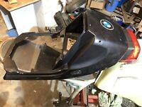 BMW R100RT Rear Seat Cowl Decal Sticker