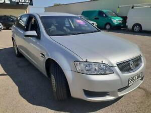 2011 HOLDEN VE II COMMODORE OMEGA WAGON....Clean and drives well... Blair Athol Port Adelaide Area Preview