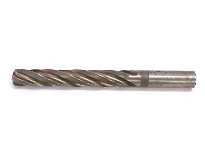 HS USA 21//32 DRILL BIT screw machine straight SHANK new old stock 4-5//8inch lg