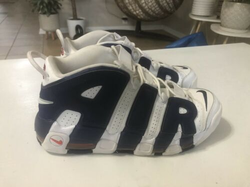 NIKE More Air Uptempo Size 10 Great Condition - $51.00