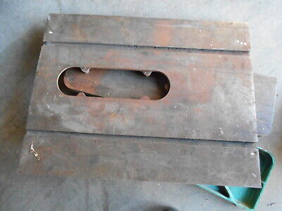 Powermatic Model 66 Table Saw Tablesaw Cast Iron Main Table 28x21.5x1.25