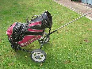 GOLF BUGGY AND BAG Elizabeth East Playford Area Preview