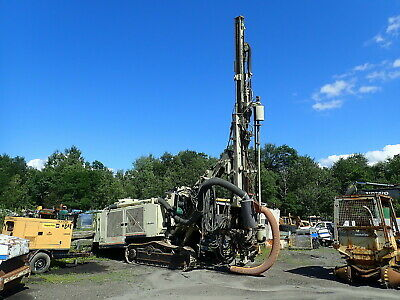 2005 Atlas Copco Ecm-720 Crawler Drill Cat Diesel Ecm720 Ingersoll Rock Rig