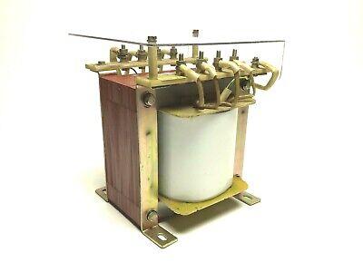 1ph 3kva Isolation Transformer Class F 4341 Tr 5060 Hz
