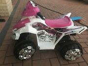 12v battery operated quad bike.  Atwell Cockburn Area Preview