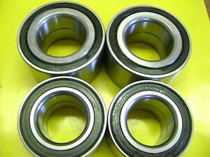 JOYNER 1100 TROOPER 02.D650.03.01.00.05 ALL FOUR FRONT REAR WHEEL BEARINGS K190