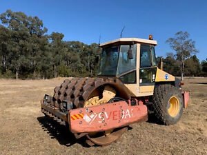 Dynapac CA250D  Vibrating Roller Londonderry Penrith Area Preview