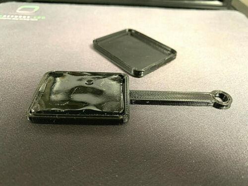 Turntable Stylus Cleaner - Special Gel Leaves Cartridge Needle Tip clean w/cover