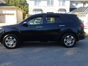 2008 Acura MDX TECH PACKAGE FULLY LOADED LEATHER SUNROOF 7SEATER