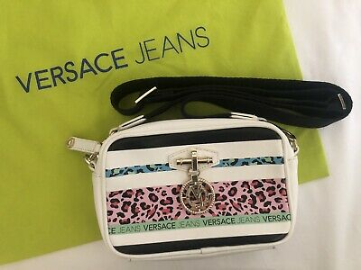 Genuine Versace Jeans Cross Body Bag