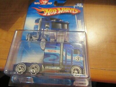 2010 Hot Wheels KMart Collector Day Mail In Thunder Roller Kenworth