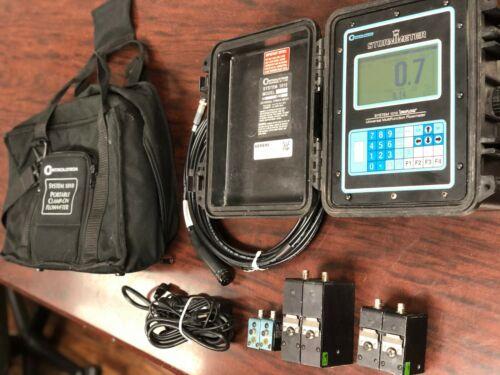 Siemens Controlotron 1010WP Portable Flowmeter