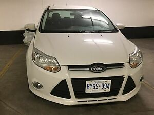 12 Ford Focus SE, Low 58km Only!