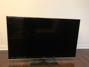 "Samsung 55"" tv for parts"