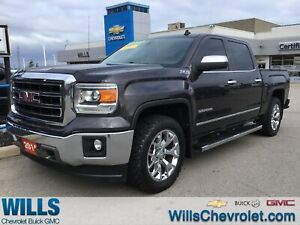 2014 GMC Sierra 1500 SLT | CREW CAB | Z71 | 4X4 | LEATHER