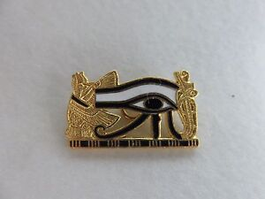 Vintage MMA Egyptian Revival Udjat Eye of Horus Pectoral 1976 Charm
