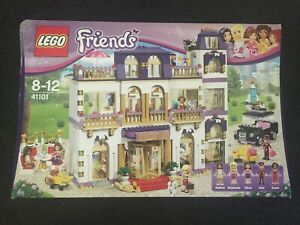 Lego Friends Heartlake Grand Hotel 41101 Teringie Adelaide Hills Preview