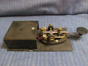 Signal Electric Telegraph Key