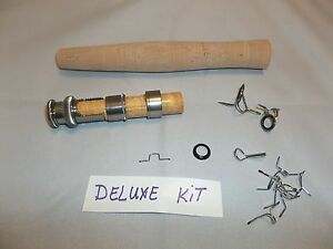 Deluxe-fly-rod-building-component-kit-for-fly-rods-10-039-for-3-4-5-6-or-7-WT