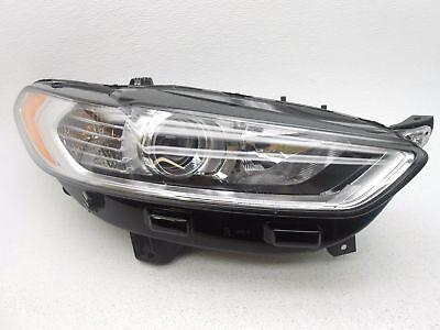 Genuine OEM 2013-2016 Ford Fusion Right Passenger Halogen Headlamp Headlight