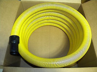 Carpet Cleaning Extractor Vacuum Hose 1.5 Diameter 25ft Yl